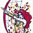 Greek Mythology & Gods - Artemis by jpvalery