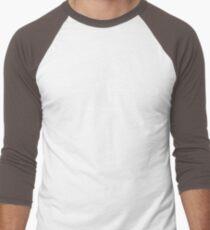 Incapacitated - Slogan T-Shirt (for dark Tees) Men's Baseball ¾ T-Shirt