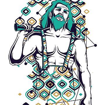 Mitología griega y dioses - Hefestos de jpvalery