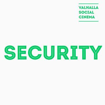 Valhalla Social Cinema - Security by jmmaturana