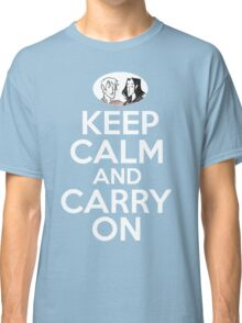 Keep Calm and Carry On, Simon Snow Classic T-Shirt