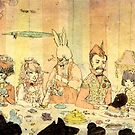 Dream Tea Party by JGVart