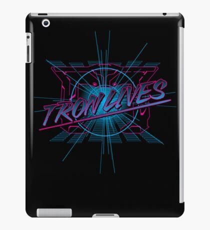 Tron Lives iPad Case/Skin