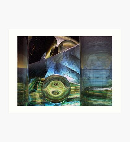Philosophy of Light Art Print