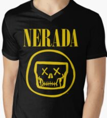 NERADA Men's V-Neck T-Shirt