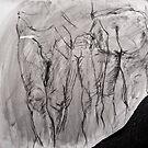 Study of Male Legs by kmazzei