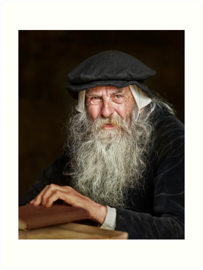 The Scholar by Patricia Jacobs DPAGB LRPS BPE4