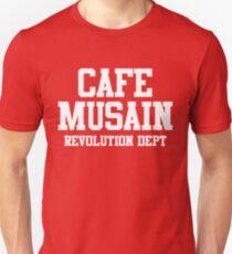 Cafe Musain - Revolution Department Unisex T-Shirt