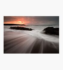 Guileen Sunrise Photographic Print