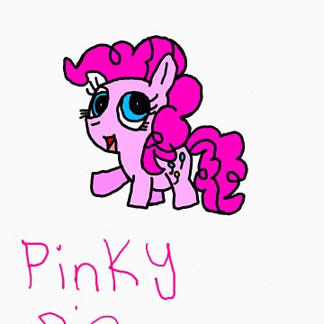 Pinky pie by iCarly2011