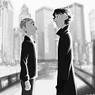 Sherlock + Paperman, Part 2 von Marie Mikolay