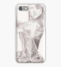 Gautier Geometric Bust iPhone Case/Skin