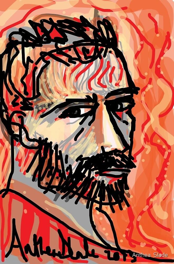 Vincent Van Gogh by Anthea  Slade