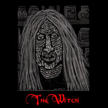 THE WITCH by Lori-R-Lopez