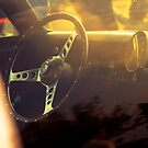 Chevy Nova coupe dashboard by htrdesigns
