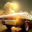 Chevy Nova coupe by htrdesigns