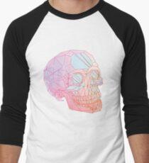Crystal Skull Baseballshirt für Männer