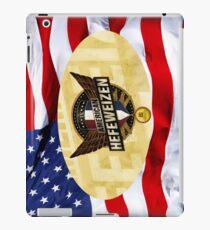 VINTAGE AMERICAN BEER. iPad Case/Skin