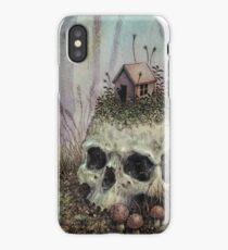 Little Forest Spirits  iPhone Case/Skin
