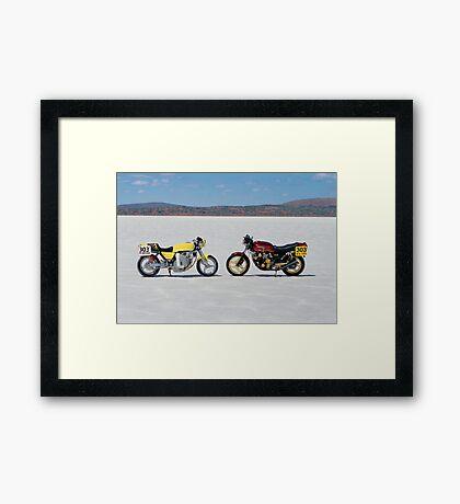 Honda CBX  Framed Print