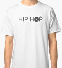 Hip Hop Vinyl Classic T-Shirt