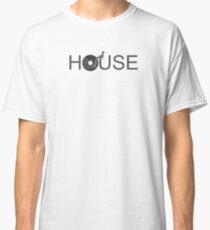 House Vinyl Classic T-Shirt