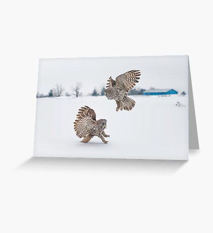 Meet and Greet Greeting Card