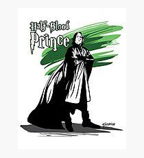 The Half Blood Prince Photographic Print