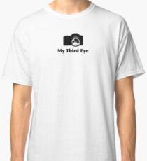 My third eye tee- See thru to shirt color Classic T-Shirt