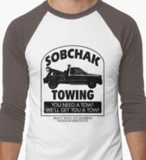 The Big Lebowski Inspired - Sobchak Towing - You Want a Toe? T-Shirt