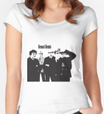Herman's Hermits Women's Fitted Scoop T-Shirt