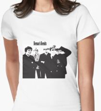 Herman's Hermits Women's Fitted T-Shirt