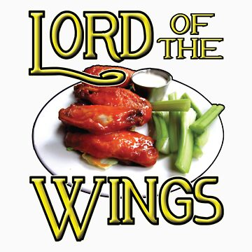 Lord of the Wings by divebargraphics