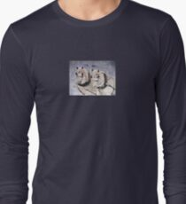 And Then Came The Snow Long Sleeve T-Shirt