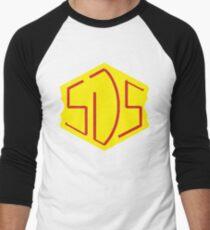 S.D.S [MAC] Men's Baseball ¾ T-Shirt