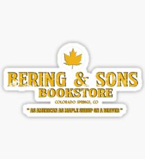 Bering & Sons Sticker