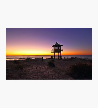 The Entrance Beach Sunrise Photographic Print