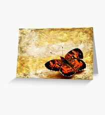 Just a Flutterby.... Greeting Card
