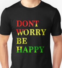 Wise Words Slim Fit T-Shirt