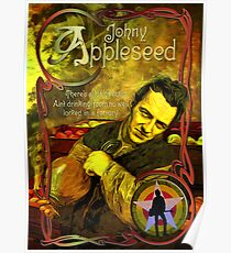 Appleseed - Joe Strummer and The Mescaleros Poster