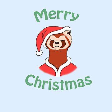 Christmas Pabu by tuniit