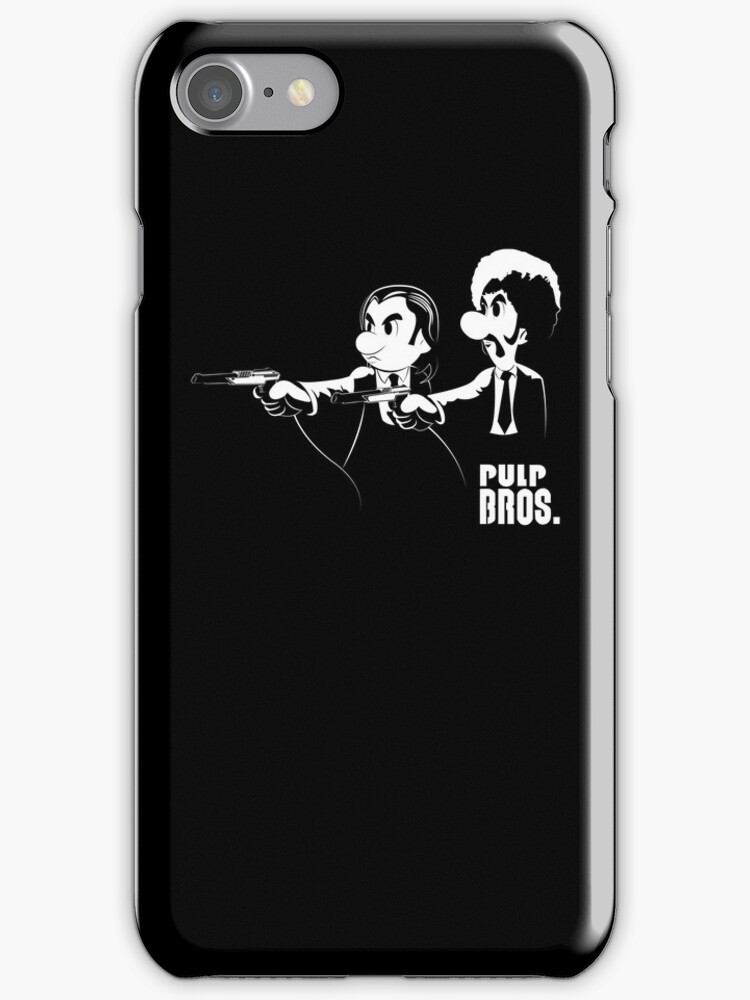 Pulp Bros. by pixelwolfie