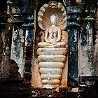 Snake Goddess by Duane Bigsby