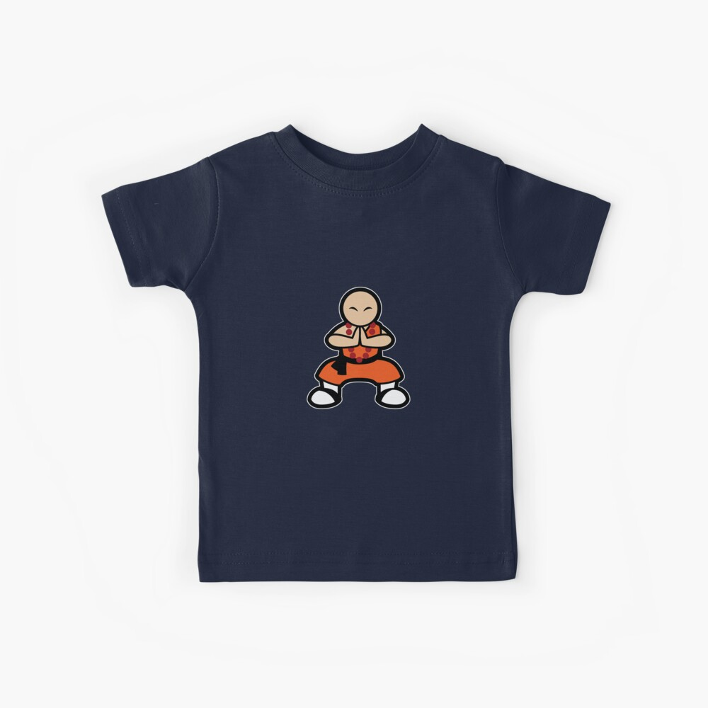 MiniFu: Shaolin Kinder T-Shirt