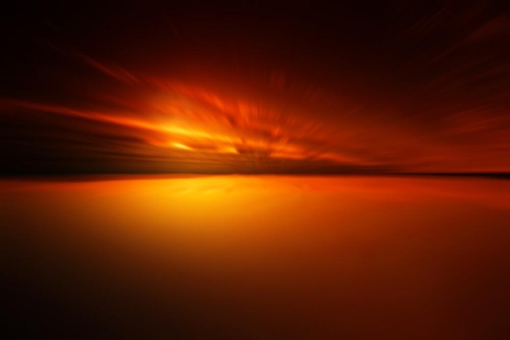 SOLAR STORM HEADING TOWARD EARTH by leonie7