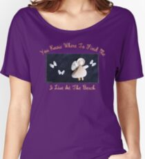 Beach Angel ~ Shells on Sandy Canvas  Relaxed Fit T-Shirt