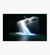natural bridge ... Photographic Print