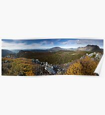 Cradle Mountain National Park 27/4/2013 Poster