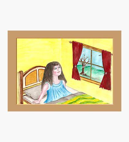 Dreams that lift the spirit Photographic Print