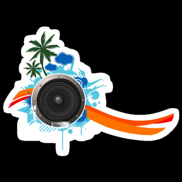 Summer DJ Sounds by HOTDJGEAR